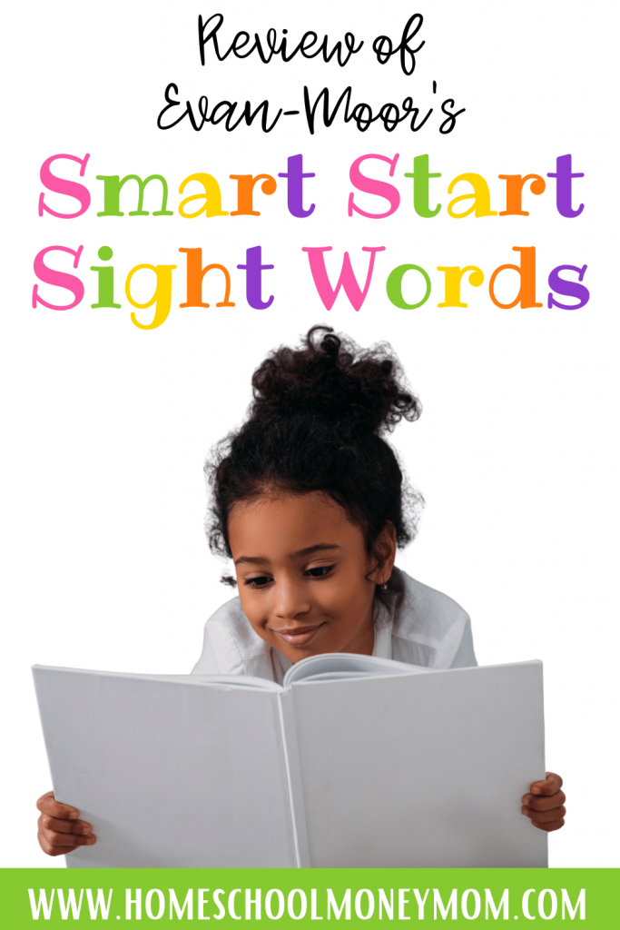 smart start sight words review